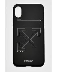Off-White c/o Virgil Abloh - Unfinished Iphone Xs Cover - Lyst