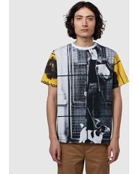 JW Anderson - Gilbert And George Dog T-shirt - Lyst