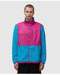 The North Face Black Label Denali Diablo Triblocked Jacket