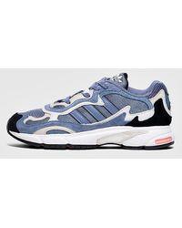 the latest 2de76 30d15 Temper Run Shoes - Blue