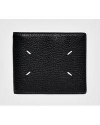 Maison Margiela Bi-fold Wallet - Black