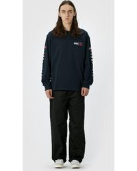 Tommy Hilfiger Expedition M23 Longsleeve Tee - Blue