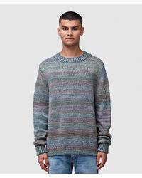 Acne Studios Kimbal Summer Knit - Blue