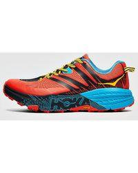 Hoka One One Speedgoat 3 Sneaker - Multicolor