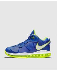 Nike Lebron Viii V/2 Low Qs Trainer - Blue