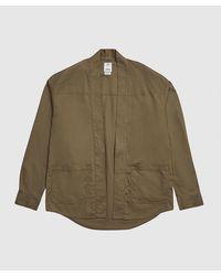 Visvim Lhamo Shirt - Green