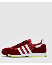 adidas Sl 80 Trainer - Red