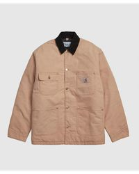 Carhartt WIP Og Chore Coat - Natural