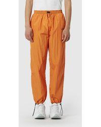 MKI Miyuki-Zoku Nylon Track Pant - Orange