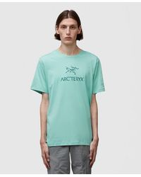 Arc'teryx Arc Word T-shirt - Blue