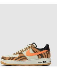 Nike Air Force 1 '07 Prm Es Tiger - Multicolour