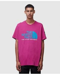 The North Face Fine Alpine T-shirt - Pink