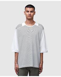 Sasquatchfabrix Border Game T-shirt - White