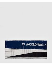 A_COLD_WALL* Tier Scarf - Black