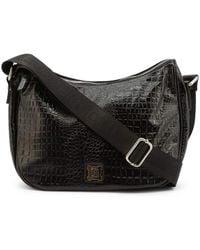 Laura Biagiotti Crosbody Bags - Black