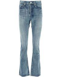 Ambush High-waisted Jeans - Blue