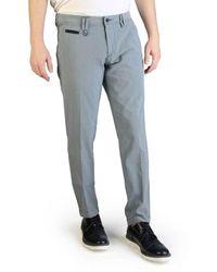 Yes-Zee Trouser Blue P630_xy00