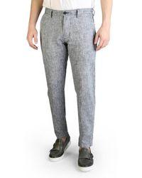 Yes-Zee Pewter Gray Slim Pants