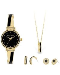 Pierre Cardin Quartz Gold Watch - Metallic