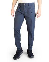 Yes-Zee Trouser Blue P690_wu00