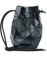 Bao Bao Issey Miyake Lucent Metallic Bucket Bag - Multicolor