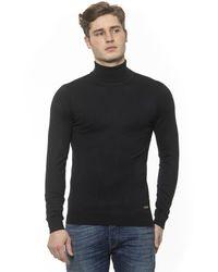 19v69 Italia Nero Sweater Black 191308962