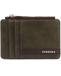 Carrera Jeans Derby Wallet - Green