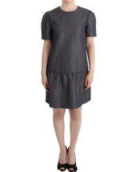 CO|TE | Multilor Audrey Short Sleeve Dress - Multicolour