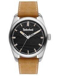 Timberland Brown Newburgh Quartz Watch
