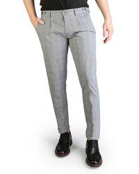 Yes-Zee Trouser Blue P660_xa00