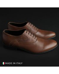 Made in Italia Joachim Lace-up Shoes - Brown