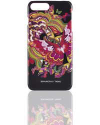 Shanghai Tang - Butterfly - Iphone Case 8+ - Lyst