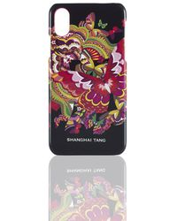 Shanghai Tang - Butterfly - Iphone Case X - Lyst