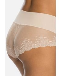 Spanx Undie-tectable Lace Hipster - Natur