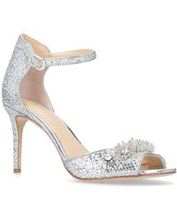 Imagine Vince Camuto Prisca Occasion Silver Wedding Shoes Occasion Shoes Prom Shoes - Metallic