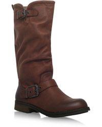 Miss Kg - Winter Knee High Boots - Lyst