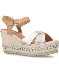 Moda In Pelle Porce High Heel Summer Moda - Metallic
