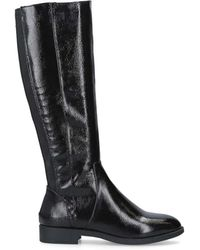 308deeb9f81 Hilly 35 Mm Heel High Leg Boots Black