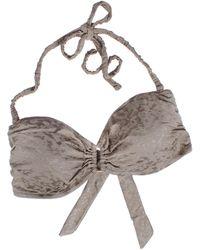 Kurt Geiger - Bandeau Bikini - Lyst