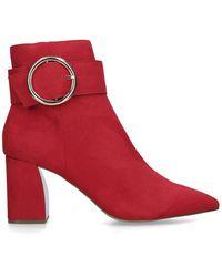 Faith Womens Bircle - Red