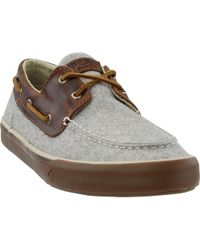 Sperry Top-Sider - Bahama Ii Boat Wool (grey) Men's Shoes - Lyst