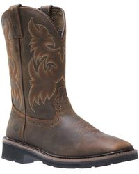 cbc26f7b09c Wolverine Rancher Waterproof in Brown for Men - Save 8% - Lyst