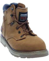 7955a6cd07c Lyst - Timberland Pro Ag Boss Work Boots in Brown for Men