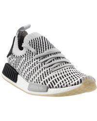 ca255730a Lyst - adidas Nmd R1 Stlt Primeknit Sneaker in Black for Men