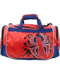 Lyst - adidas Originals 3s Per Tb Sports Bag Size S in Blue for Men 52c17461d7e63