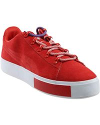 6ff3fe72613fd8 Lyst - PUMA X Daily Paper Men s Match Splatter Lace Up Sneakers in ...