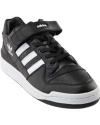 free shipping 1130e 55376 ... czech adidas forum lo refined forum lo refined lyst 16a20 f2c16