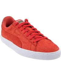 b20b043d67 Lyst - PUMA Men s El Loch Floral Casual Sneakers From Finish Line in ...