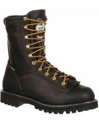Georgia Boots - Georgia Boot Lace-to-toe Gore-tex Waterproof Insulated Work Boot - Lyst