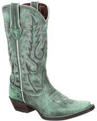 Durango Dream Catcher Women's Western Boot - Blue